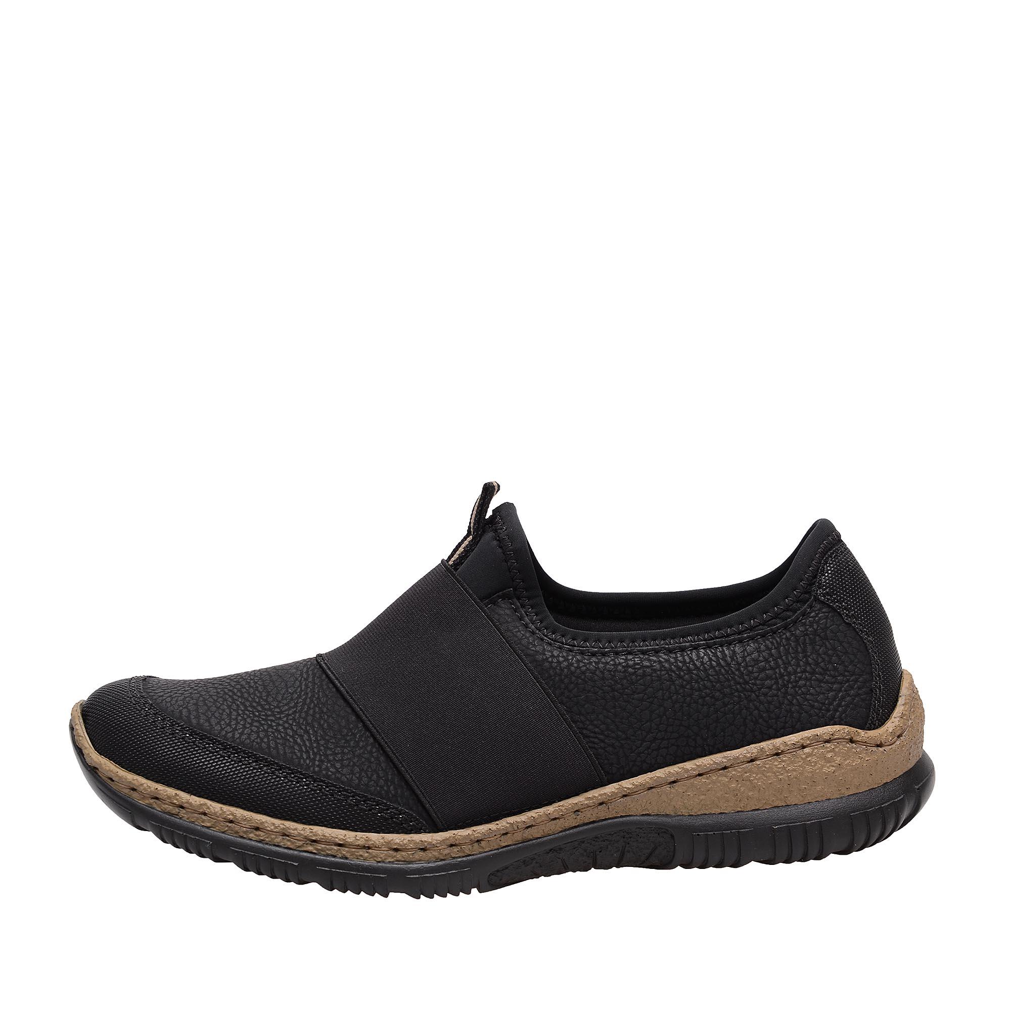 Dámská obuv RIEKER N3291 00 SCHWARZ H W 7  632469746ff