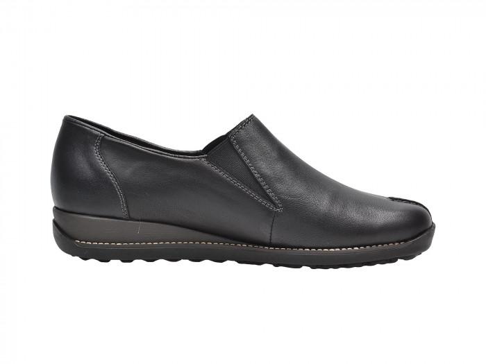 1a61edffccf detail Dámská obuv RIEKER br 44253 01 SCHWARZ F S 8