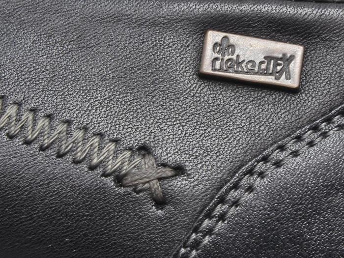 detail Dámská obuv RIEKER br 44253 01 SCHWARZ ... ac6d963b02d
