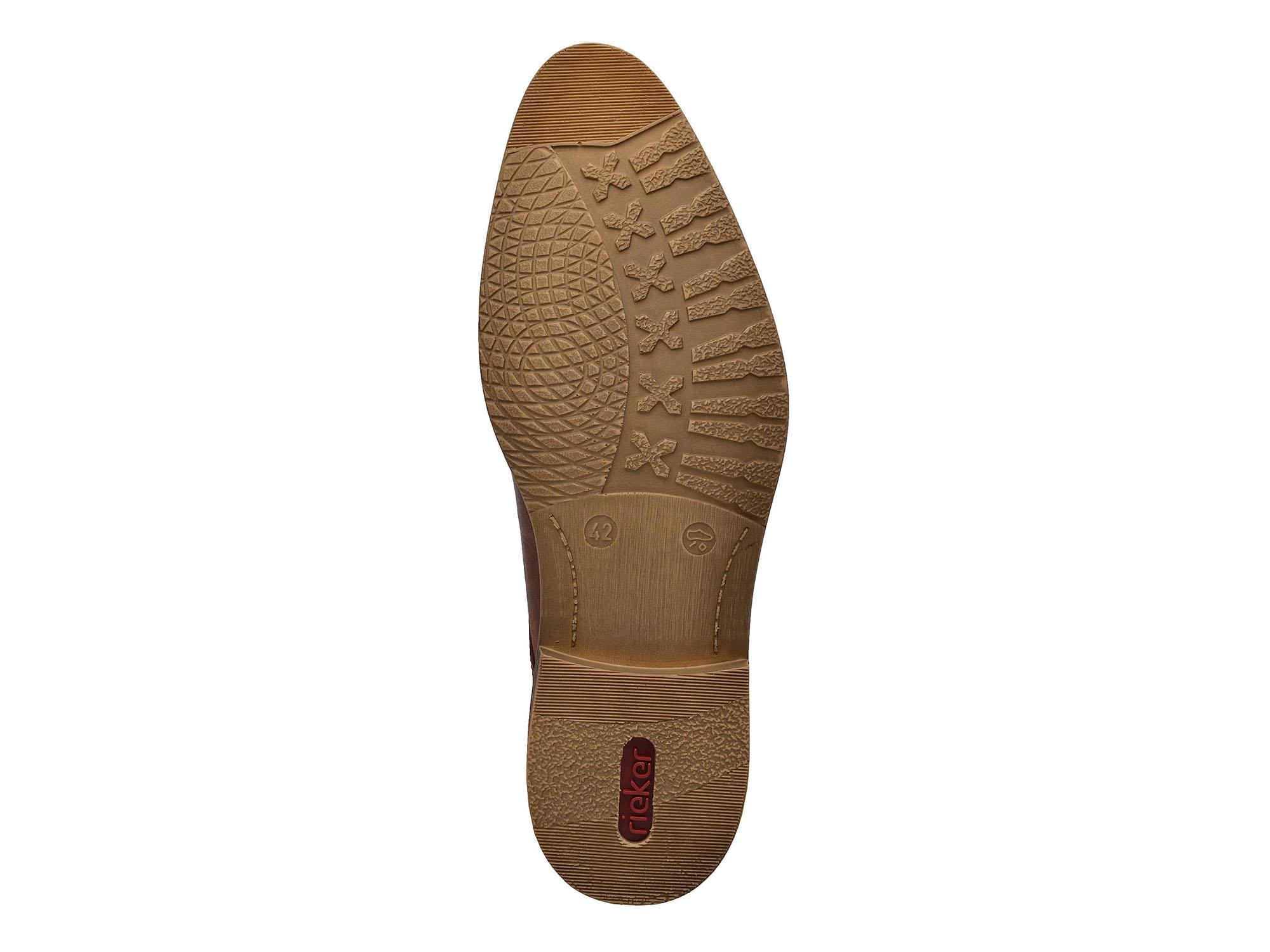 detail Pánská obuv RIEKER br 11403 25 BRAUN KOMBI F S 8 5a3dedd6780