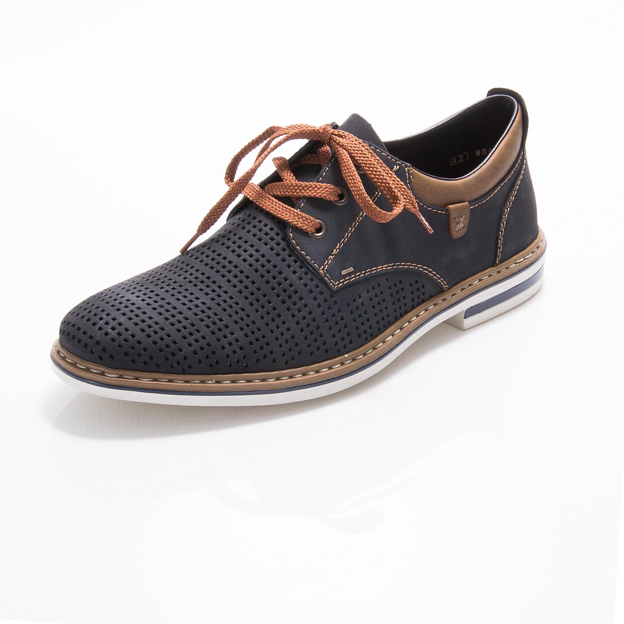 e3c7dc4618 detail Pánská obuv RIEKER B1436-14 BLAU F S 9