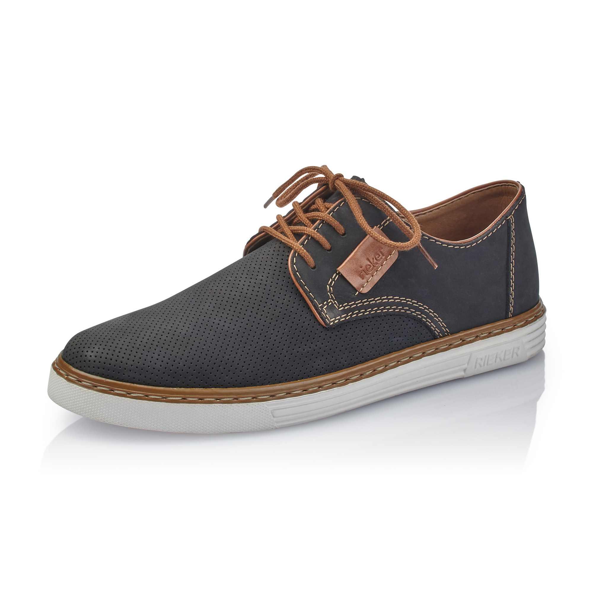 ede5d6af5b detail Pánská obuv RIEKER B4939-14 BLAU F S 9
