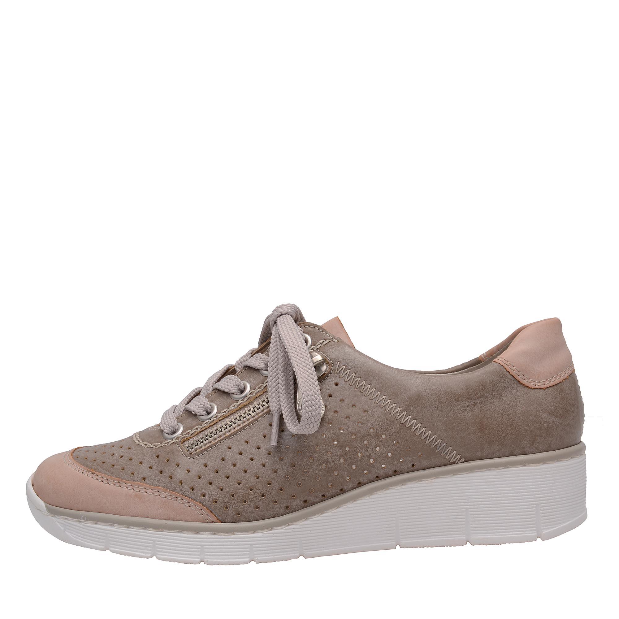 02bd06c06f detail Dámská obuv RIEKER 53725 32 GRAU KOMBI F S 7