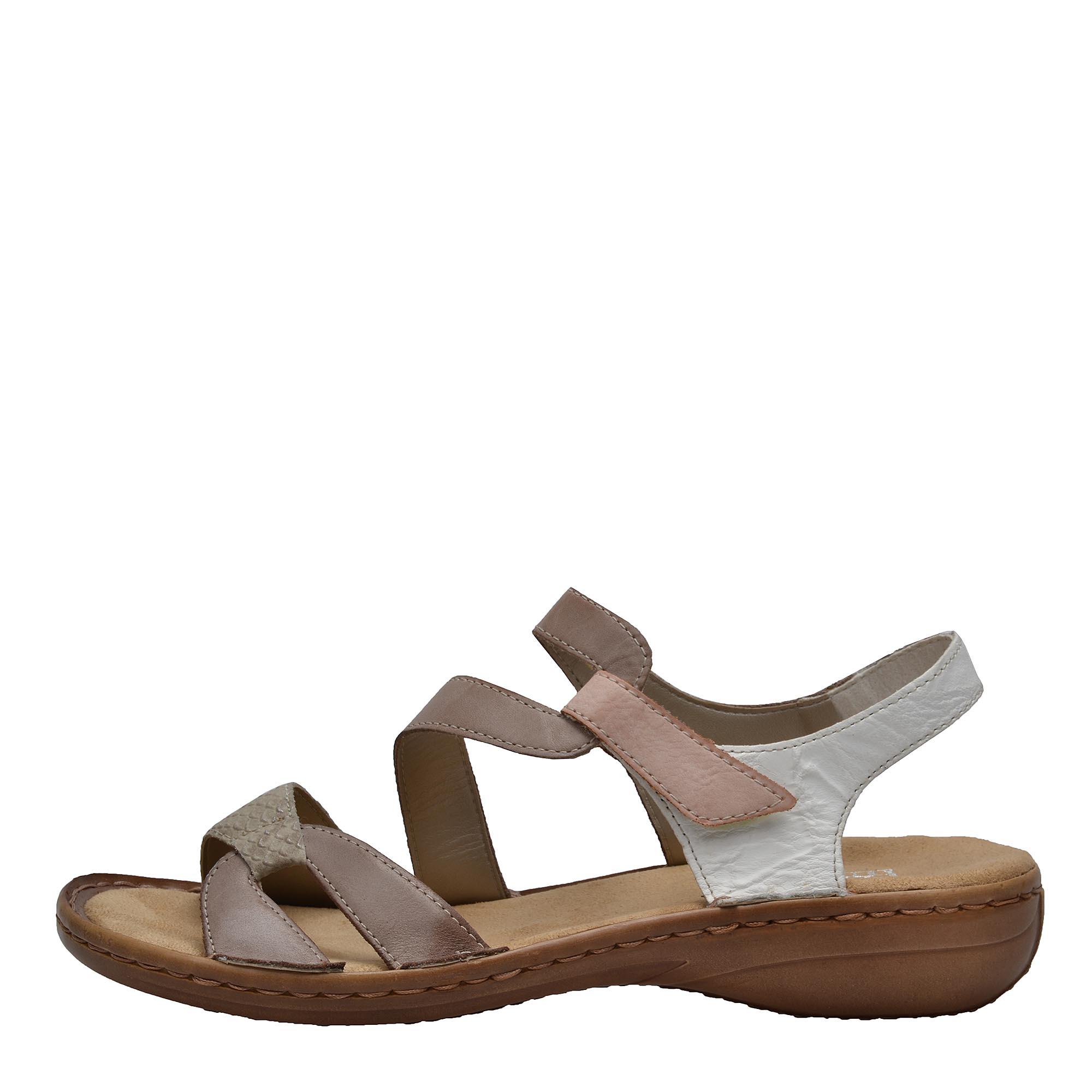 881181560d detail Dámská obuv RIEKER 60866 32 GRAU KOMBI F S 8