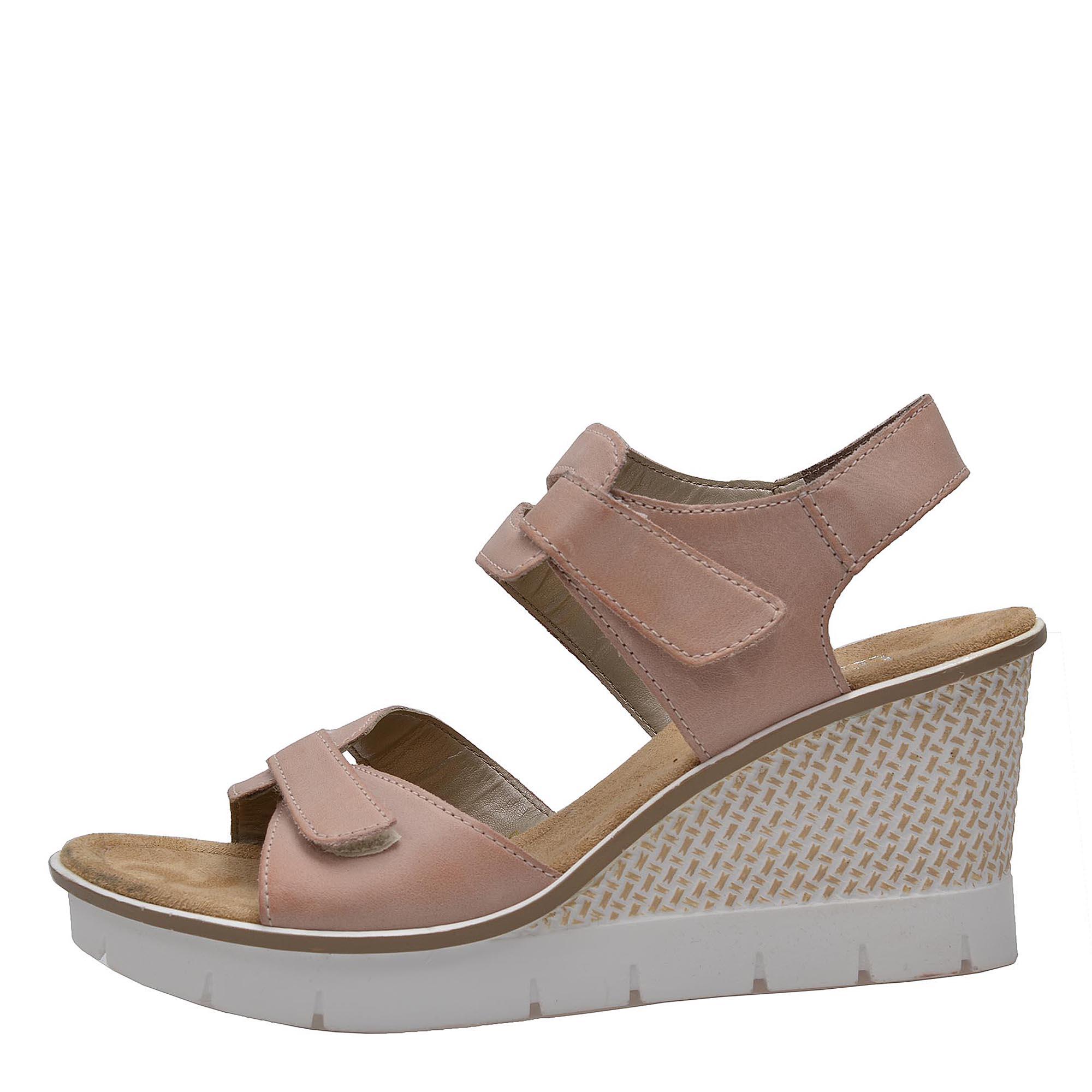 331f5229433 Dámská obuv RIEKER68556 31 ROSA F S 8