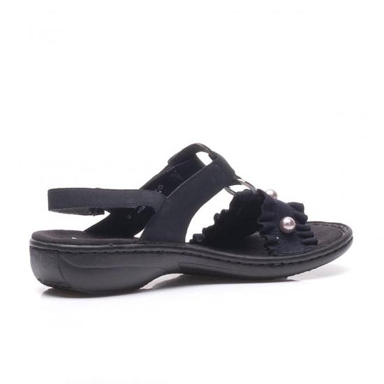 detail Dámská obuv RIEKER 608B5-14 BLAU F S 9 a170bacc61