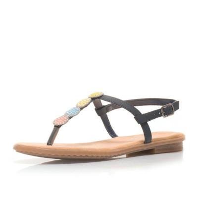 Dámská obuv RIEKER 61659-14 BLAU F S 9  2c2295fc48