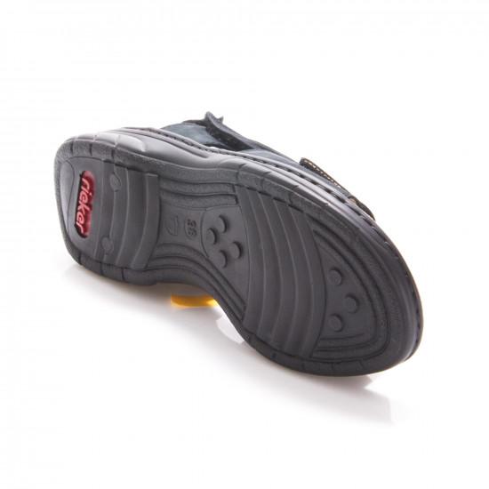 detail Dámská obuv RIEKER 64571-15 BLAU F S 9 76adec41d4