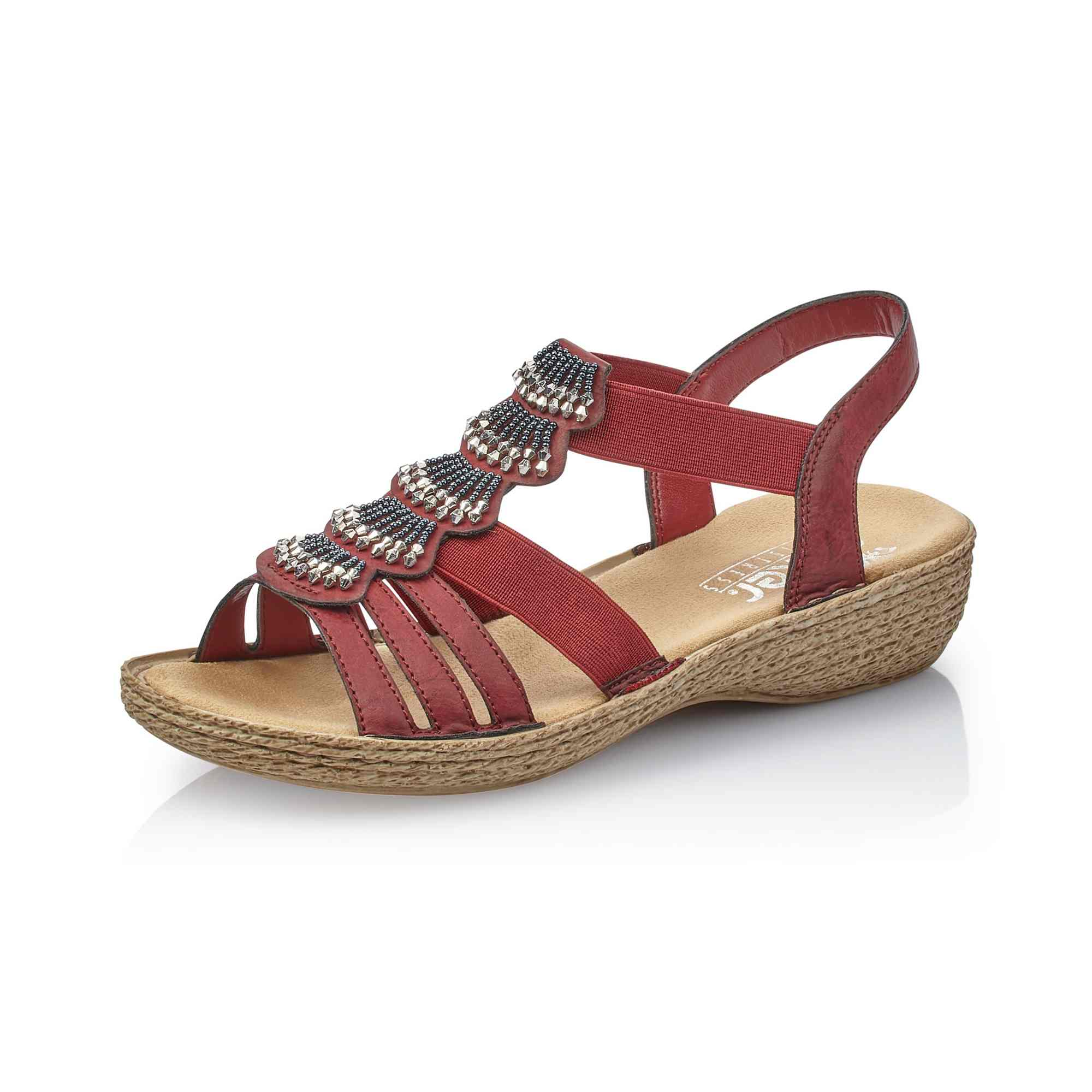 Dámská obuv RIEKER65869-35 ROT F S 9  06b1664f96