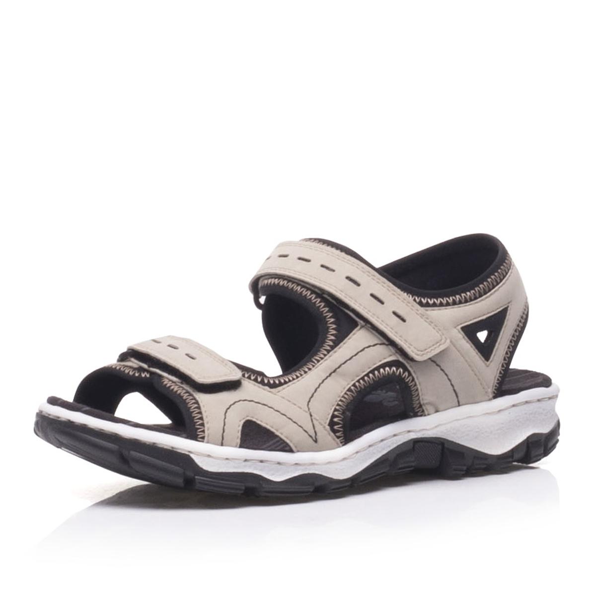 Dámská obuv RIEKER68866-61 BEIGE F S 9  ded51fab641