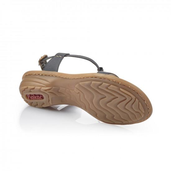 detail Dámská obuv RIEKER V3484-14 BLAU KOMBI F S 9 a0a0949dfe