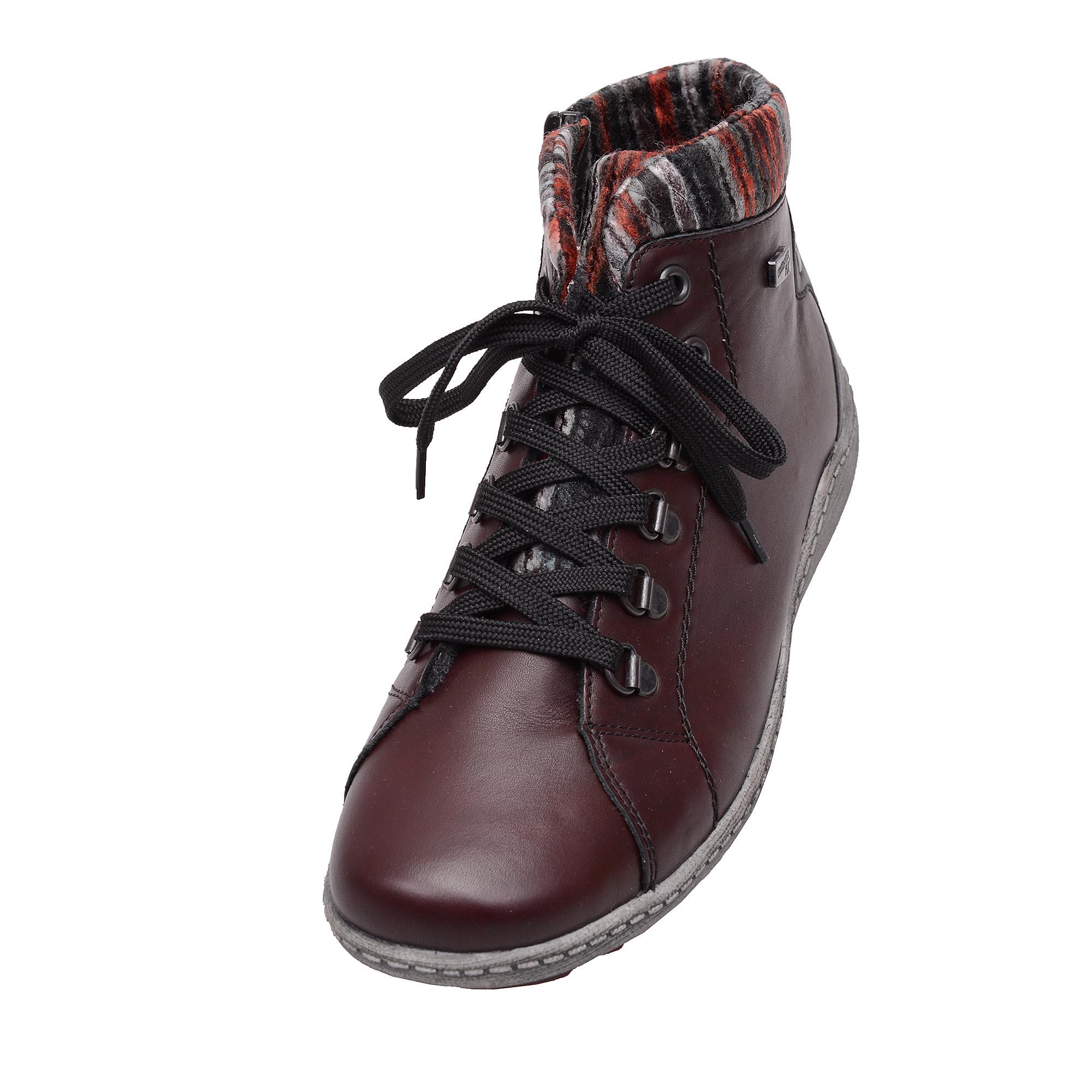 detail Dámská obuv REMONTE - RIEKER R1473 35 ROT KOMBI H W 6 c10049f4046
