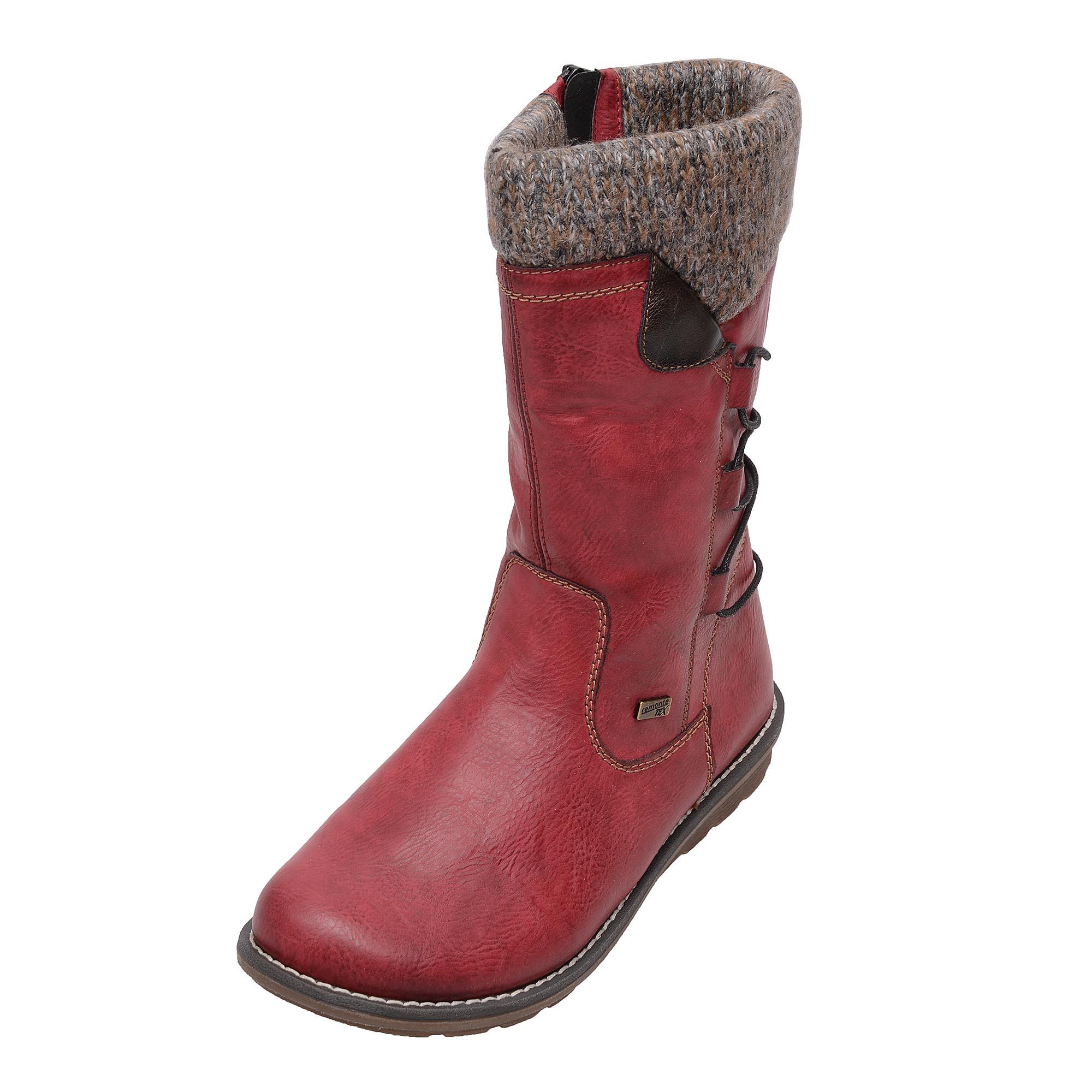 2051ea723f9d detail Dámská obuv RIEKER - REMONTE br R1094 35 ROT KOMBI H