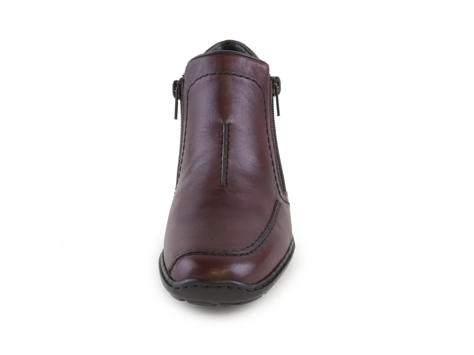 0be5dc1685ef detail Dámská obuv RIEKER 58386 35 ROT H W 7