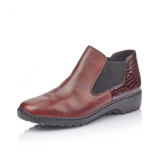 4395c9aed38b detail Dámská obuv RIEKER br L6090 35 ROT ...