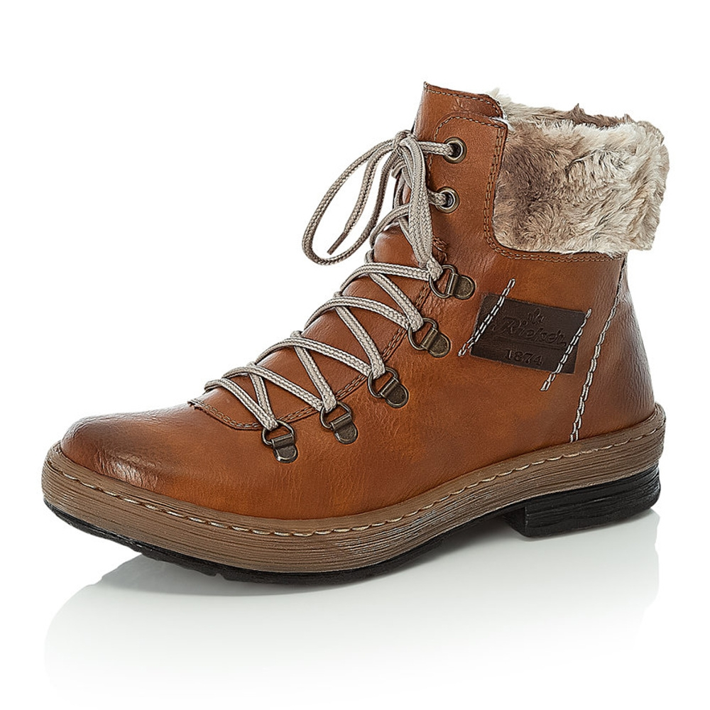 600af2dfcbf231 Dámská obuv RIEKER Z6743/24 BRAUN H/W 8   Rieker obuv