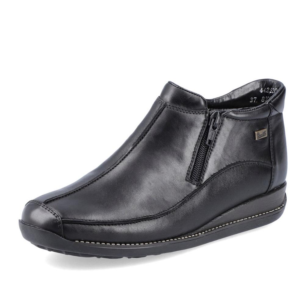 8b05a79cdc7b detail Dámská obuv RIEKER br 44252 01 SCHWARZ ...