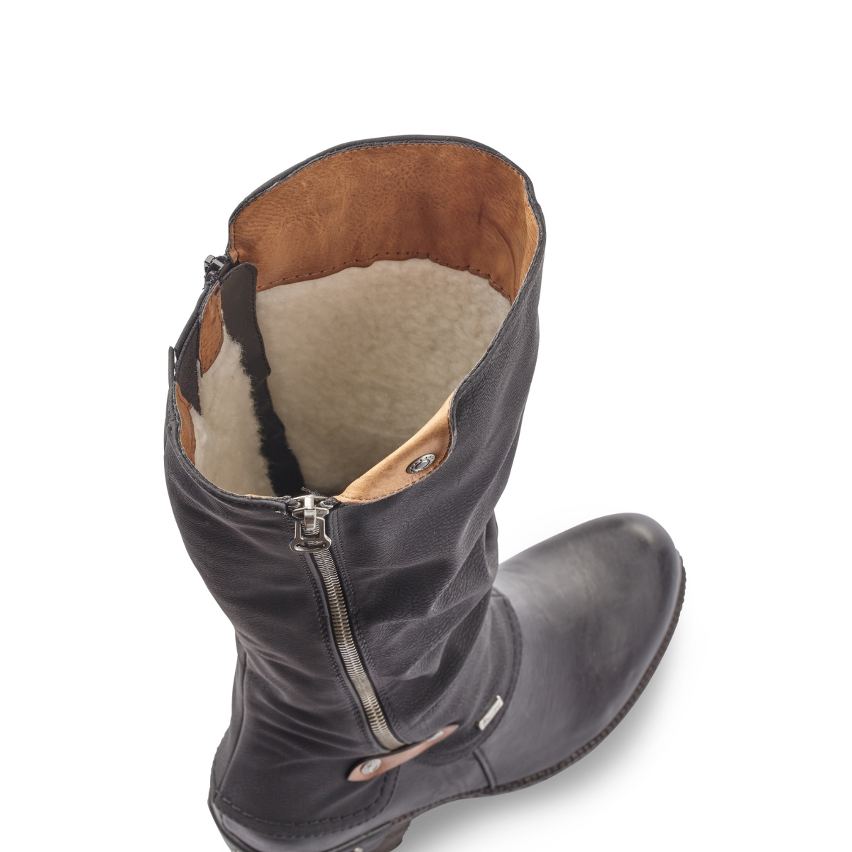 19290c5746c detail Dámská obuv RIEKER br 93655 00 SCHWARZ H W 8