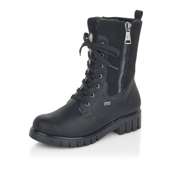 detail Dámská obuv RIEKER br X2631 00 SCHWARZ H W 8 a81dd153d5
